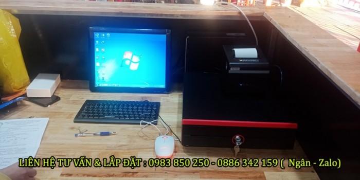 Bán máy tính tiền cho nhà hàng giá rẻ tại Hà Tĩnh0