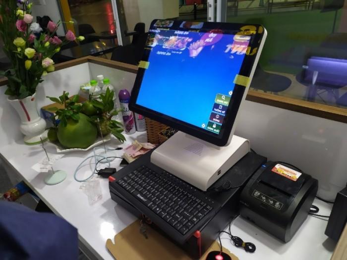 Bán máy tính tiền cho nhà hàng giá rẻ tại Hà Tĩnh3
