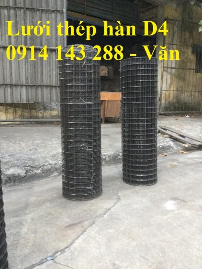 Lưới thép hàn ô vuông D4(50*50) chất lượng cao6