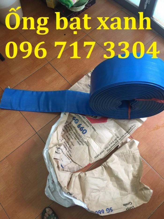Ống bạt xanh xả nước D150 chính hãng chất lượng cao5