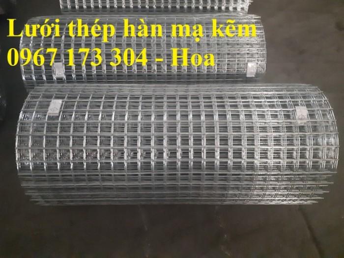 Lưới thép hàn D4(150*150), Lưới thép hàn, lưới thép đổ sàn bê tông1