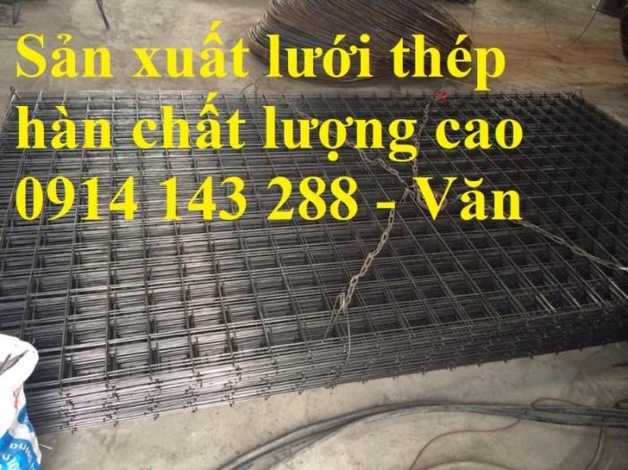 Lưới thép hàn D4(150*150), Lưới thép hàn, lưới thép đổ sàn bê tông3
