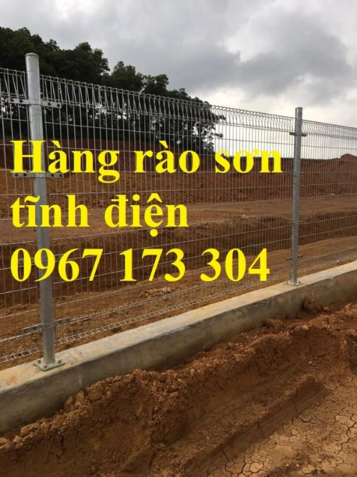 Hàng rào lưới thép sơn tĩnh điện chất lượng cao2