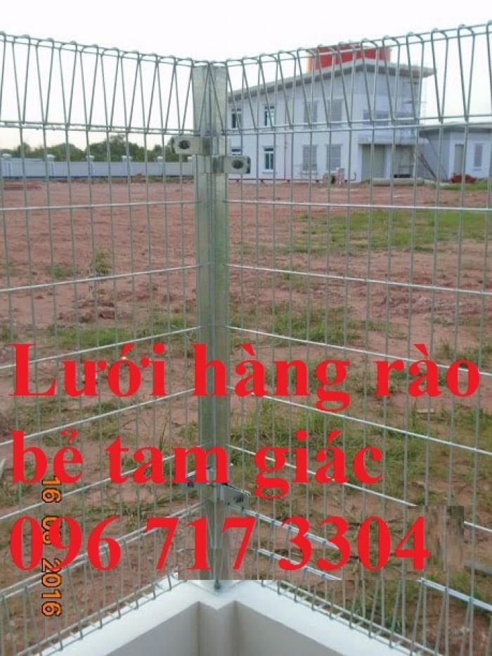 Hàng rào lưới thép sơn tĩnh điện chất lượng cao4
