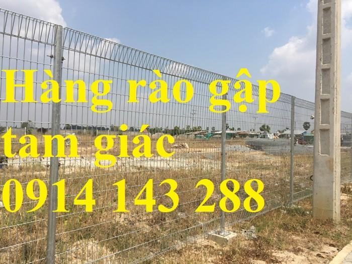 Hàng rào lưới thép sơn tĩnh điện chất lượng cao5