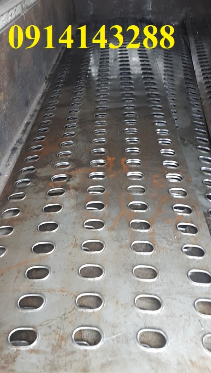 Tấm lưới inox đục lỗ trong ngành công nghiệp2