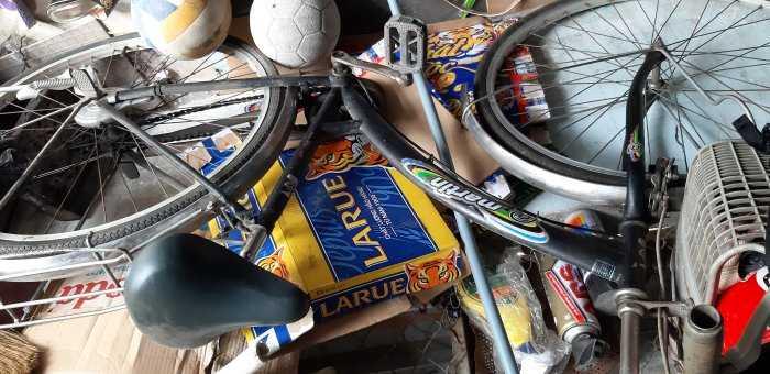 Bán xe đạp Martin ít đi