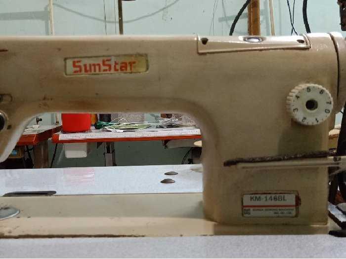 Sunstar KM 146 ổ lớn3
