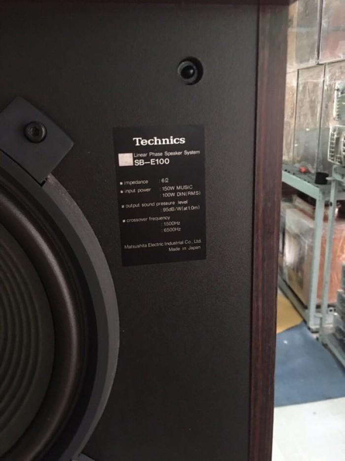 Bán chuyên Loa Technics E100 hàng bãi tuyễn chọn từ nhật về , đẹp .2