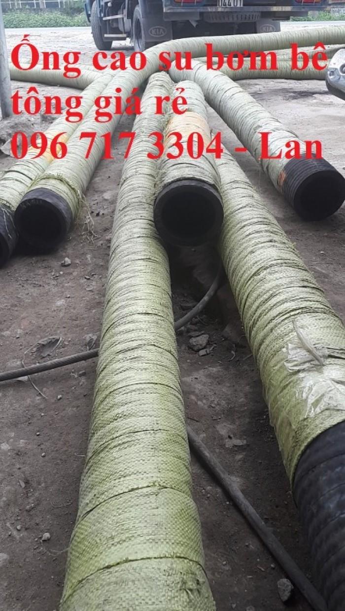 Ống cao su bơm bê tông bơm xi măng chất lượng cao D114, D125 giá rẻ3