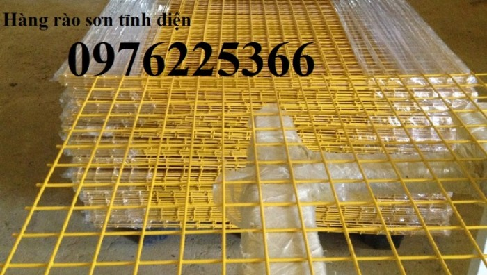 Lưới thép hàn D3/D4/D5/D6 ô 50x50, 50x1002