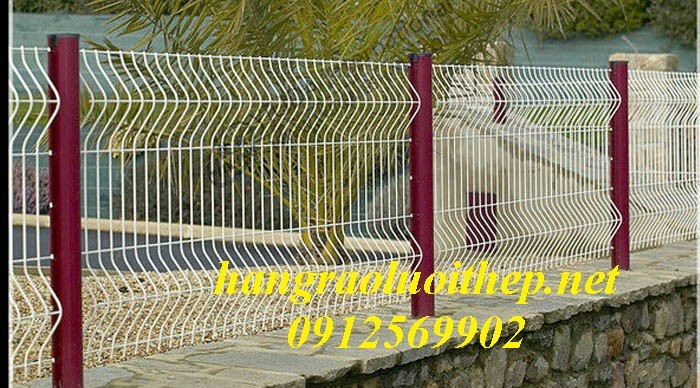 Lưới thép hàn D3/D4/D5/D6 ô 50x50, 50x1003