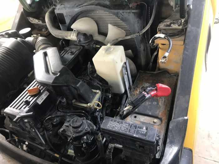 Xe nâng komatsu cũ - báo giá xe nâng Komatsu cũ ChatNhanh 0906.305.1234