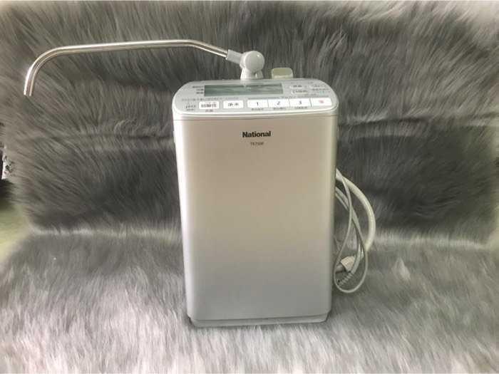 máy lọc nước ion kiềm tk75080