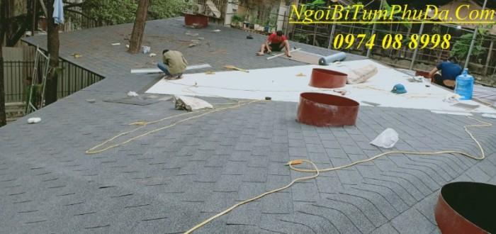 Ngói lợp mái nhà lắp ghép4