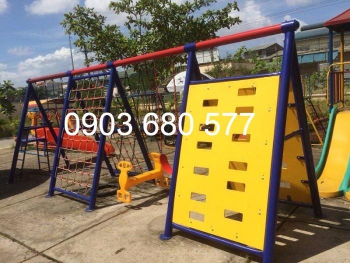 Chuyên cung cấp xích đu liên hoàn cho trường mầm non, công viên, khu vui chơi5