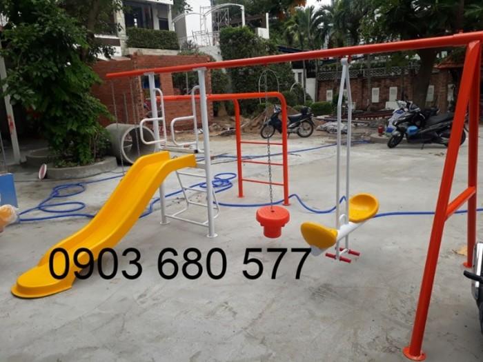 Chuyên cung cấp xích đu liên hoàn cho trường mầm non, công viên, khu vui chơi6