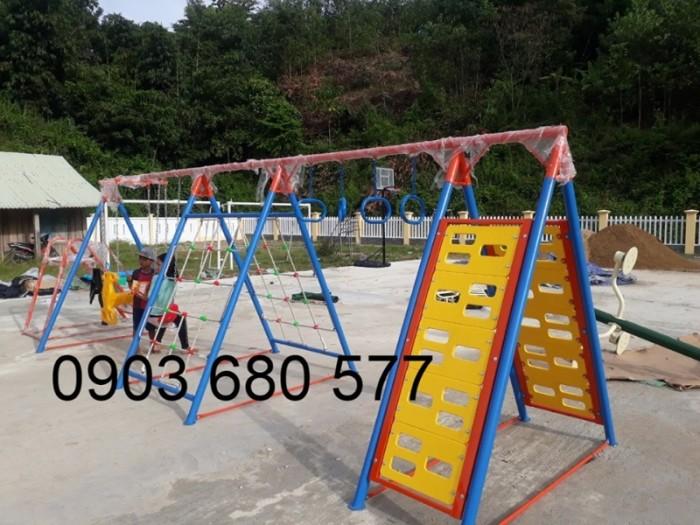 Chuyên cung cấp xích đu liên hoàn cho trường mầm non, công viên, khu vui chơi9
