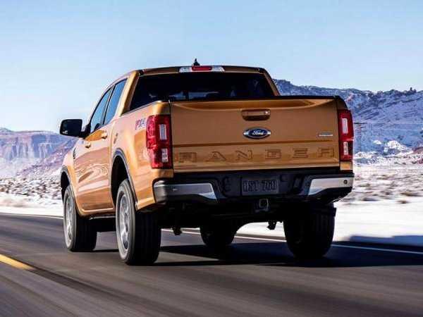 Ford Ranger top 1 phân khúc bán tải