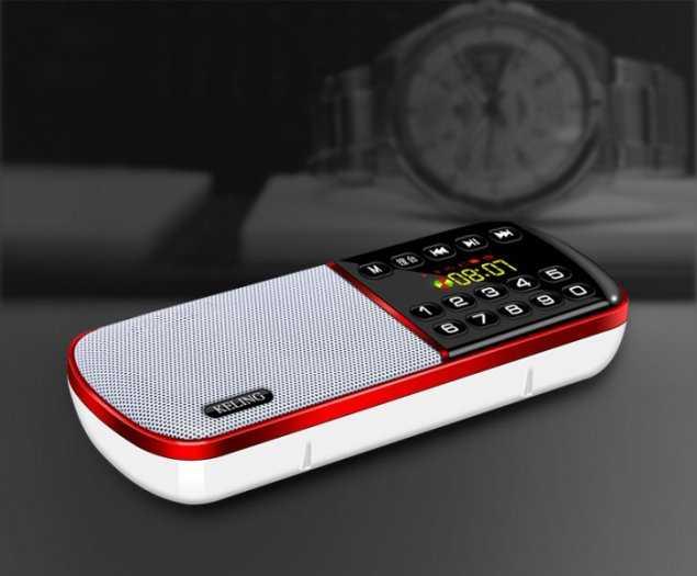 Loa nghe nhạc FM radio Keling F8 cao cấp7
