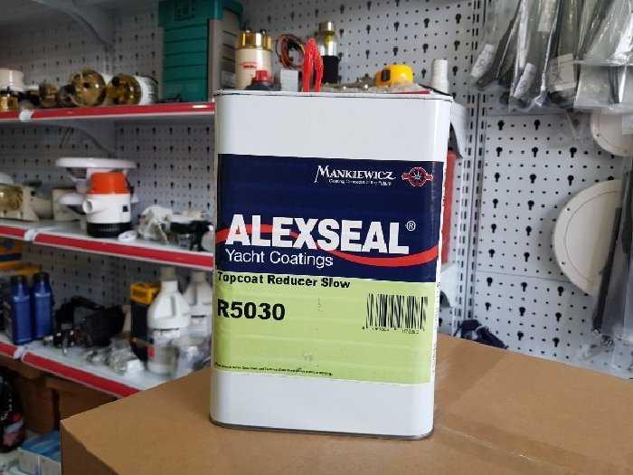 Phủ Coating cho Du Thuyền - hãng Alexseal0