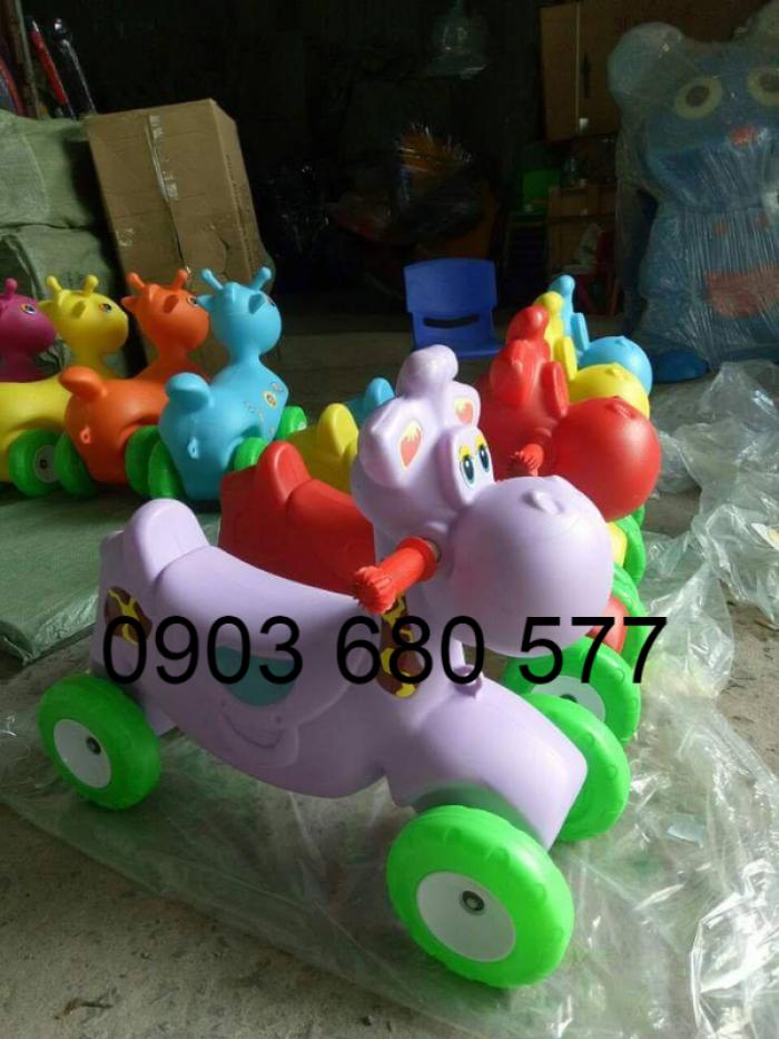 Cần bán đồ chơi xe chòi chân dành cho trẻ nhỏ mầm non9