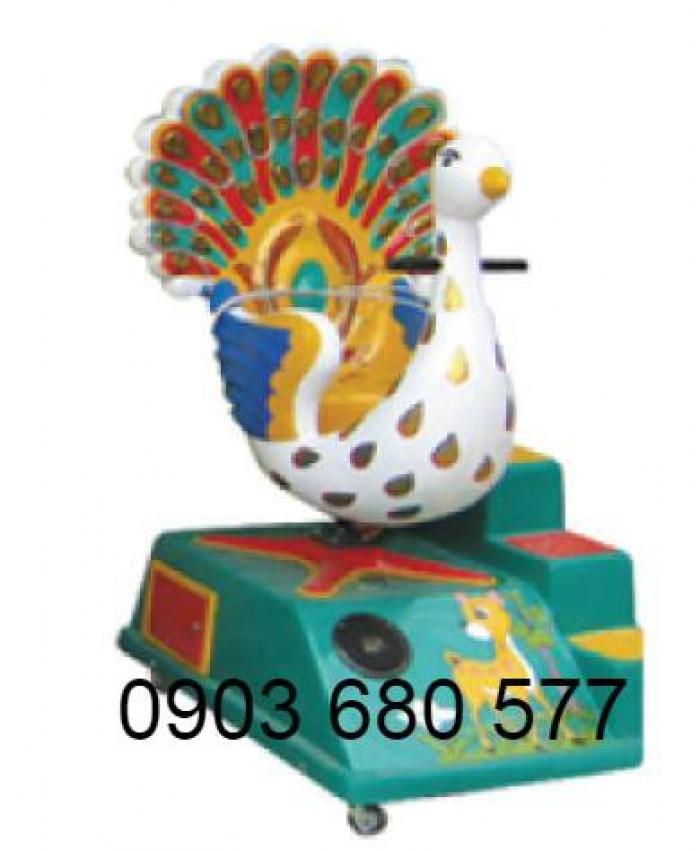 Cần bán thú nhún điện đồ chơi dành cho trẻ nhỏ1