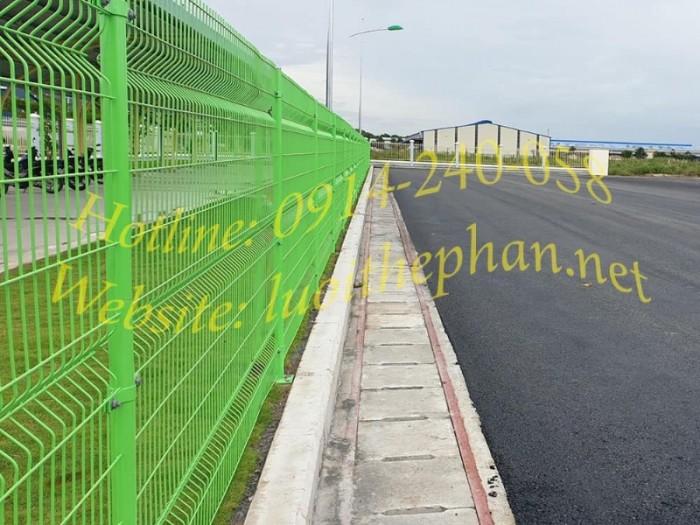 Lưới thép hàng rào bảo vệ0