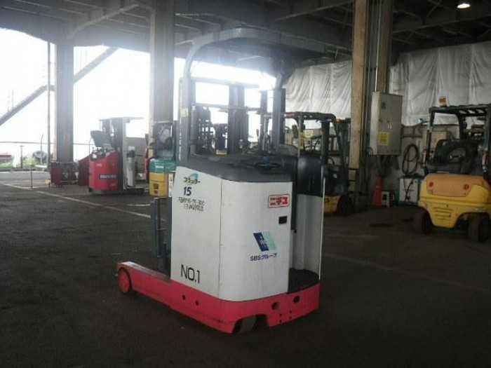 Xe Nâng Điện Đứng Lái KOMATSU 1500kg