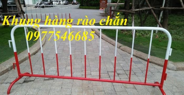 Hàng rào di động, hàng rào chắn xe, hàng rào kiểm soát đám đông1