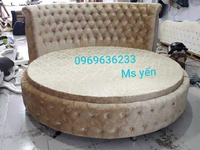 Giường tròn HCM3