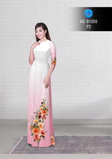 Vải áo dài AD B10550