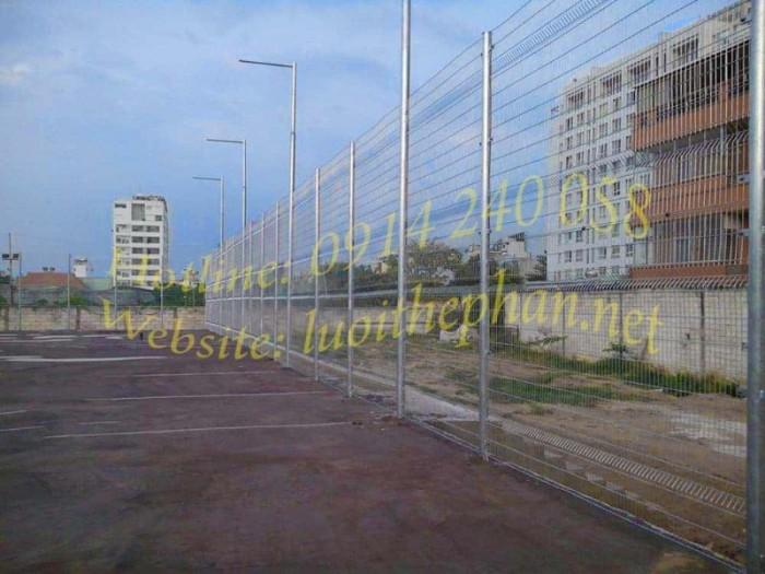 Hàng rào lưới thép hàn Toàn Tâm; Sản xuất trực tiếp không qua trung gian12