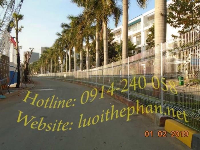 Hàng rào lưới thép hàn Toàn Tâm; Sản xuất trực tiếp không qua trung gian17