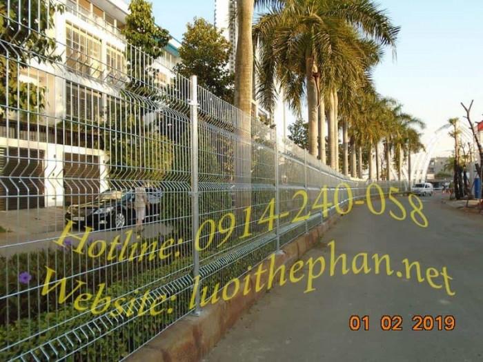Hàng rào lưới thép hàn Toàn Tâm; Sản xuất trực tiếp không qua trung gian18
