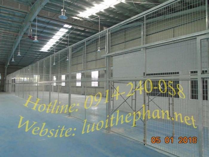 Hàng rào lưới thép hàn Toàn Tâm; Sản xuất trực tiếp không qua trung gian19