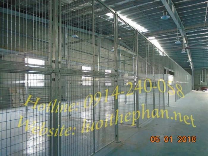 Hàng rào lưới thép hàn Toàn Tâm; Sản xuất trực tiếp không qua trung gian20
