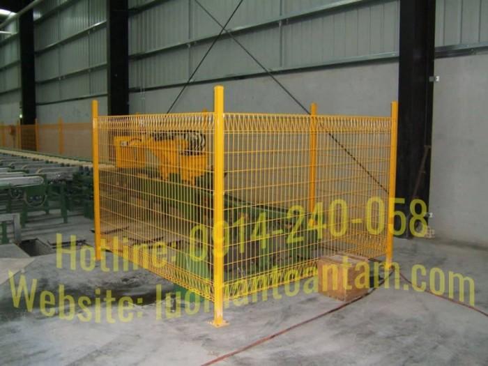Hàng rào lưới thép hàn Toàn Tâm; Sản xuất trực tiếp không qua trung gian22