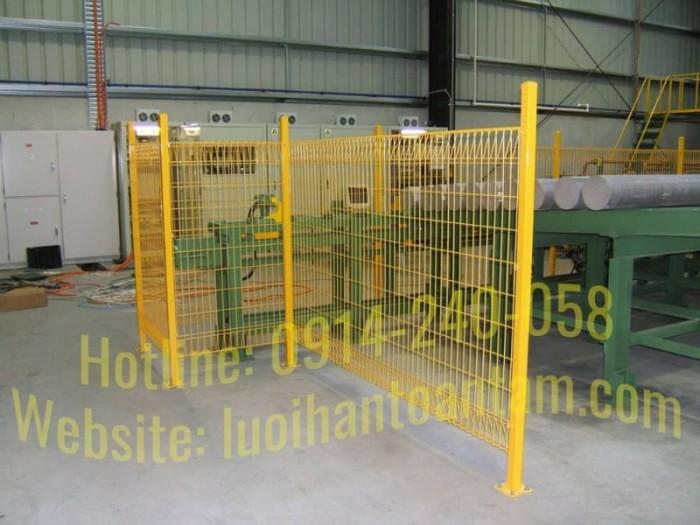Hàng rào lưới thép hàn Toàn Tâm; Sản xuất trực tiếp không qua trung gian23