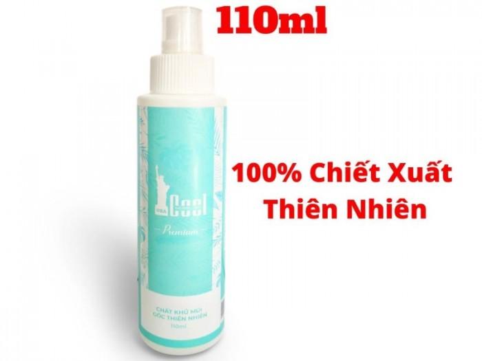 Dung Dịch Khử Mùi Đa Năng USA Cool Premium 110ml - MSN1831138