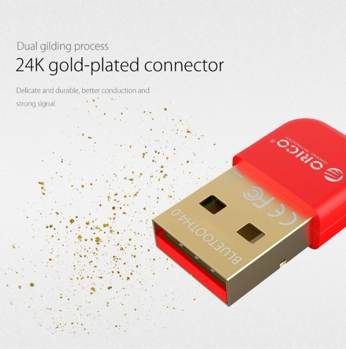 Usb Bluetooth Adapter Orico chính hãng- Kết nối Bluetooth nhanh chóng12