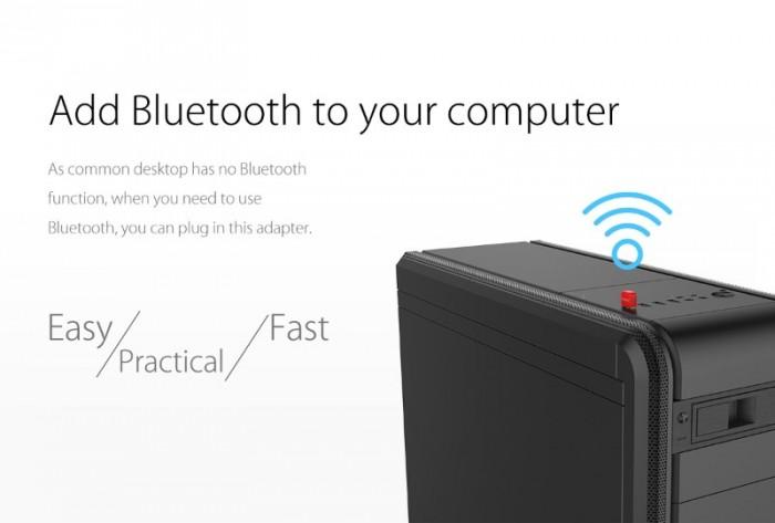 Usb Bluetooth Adapter Orico chính hãng- Kết nối Bluetooth nhanh chóng2