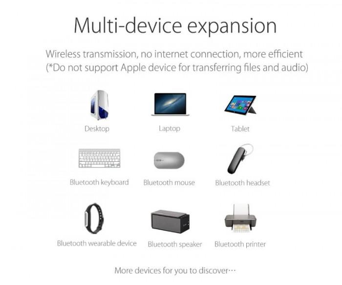 Usb Bluetooth Adapter Orico chính hãng- Kết nối Bluetooth nhanh chóng6
