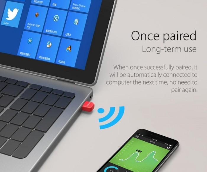 Usb Bluetooth Adapter Orico chính hãng- Kết nối Bluetooth nhanh chóng7