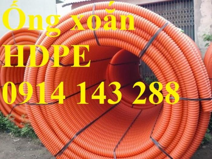 Ống gân nhựa xoắn HDPE 40/50 chất lượng cao2