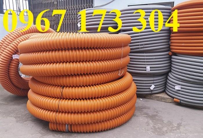 Ống gân nhựa xoắn HDPE 40/50 chất lượng cao1