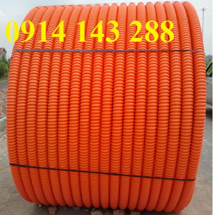 Ống gân nhựa xoắn HDPE 40/50 chất lượng cao6