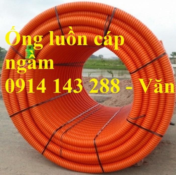 Ống gân nhựa xoắn HDPE 40/50 chất lượng cao7