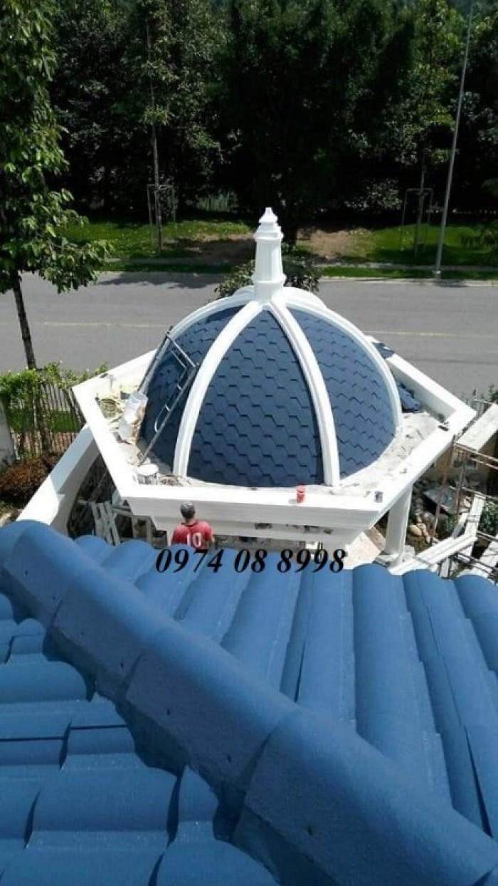 Ngói dán mái bê tông chống thấm13