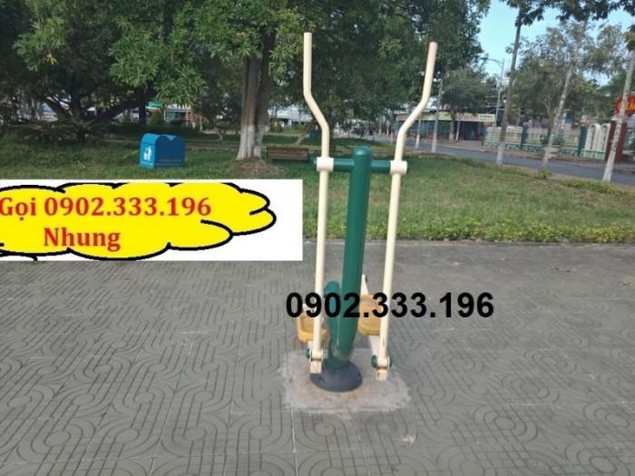 Chuyên cung cấp dụng cụ tập thể dục công viên giá rẻ2
